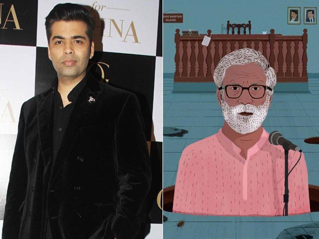 Court 'One of the Best Films' Karan Johar Has Seen