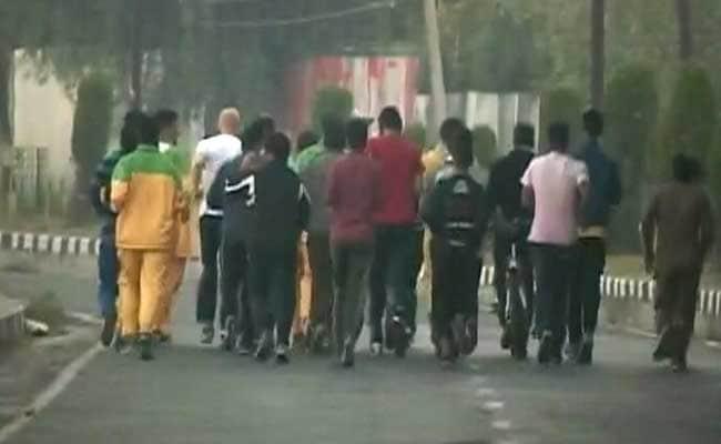 Thousands to take Part in First International Marathon Along Dal Lake