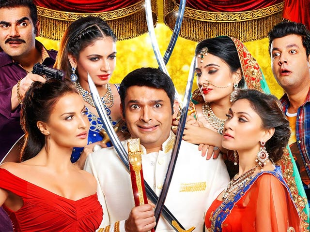 Kapil Sharma on His 3 Screen Wives: Can't Handle One Wife in Real Life