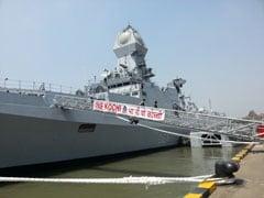 30 सितंबर को नौसेना बेड़े मे शामिल होगा युद्धपोत कोच्ची स्टील्थ