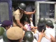 Sporadic Violence During Shutdown in West Bengal