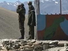 Stand-Off Between Indian, Chinese Troops in Ladakh After China Builds Watchtower