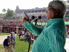 Lalu Prasad Triggers Fresh Controversy on 'Beef' Eating