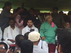 बिहार चुनाव में लड़ाई अगड़े और पिछड़े वर्ग की ही है : लालू