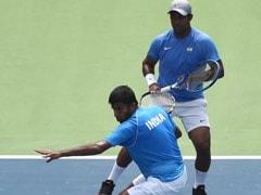 रियो ओलिंपिक : भारत को बड़ा झटका, पदक की दावेदार पेस-बोपन्ना की जोड़ी पहले ही राउंड में बाहर