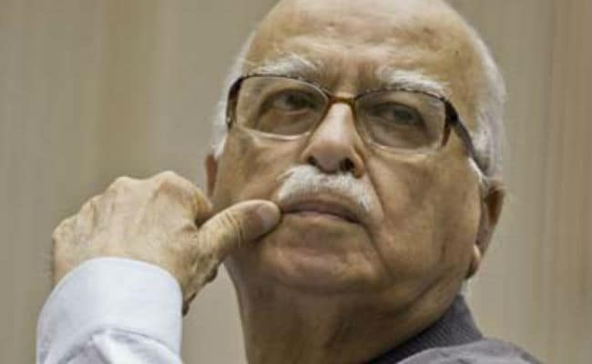 Sad That Sindh Not A Part Of India: LK Advani