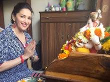 Happy Ganesh Chaturthi, Say Amitabh Bachchan, Sridevi, Madhuri