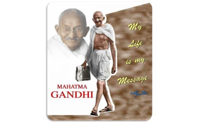 information of mahatma gandhi in hindi