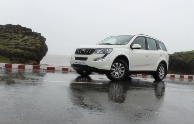 Mahindra XUV500: There and Back Again From the Isle Of Calm