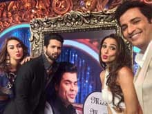 Malaika Arora Khan Makes Grand Debut on <i>Jhalak Dikhhla Jaa Reloaded</i>
