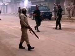 मणिपुर में असम राइफल्स के शिविर से कुछ मीटर दूर विस्फोट, एक की मौत