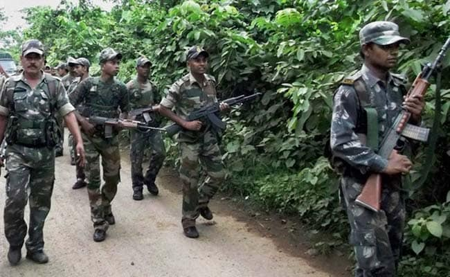 Security Personnel Killed In Encounter With Maoists In Jharkhand