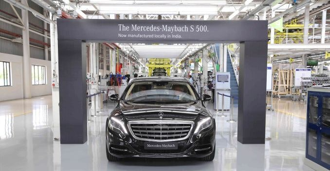 Mercedes-Maybach S 500 and S 600 Launched in India