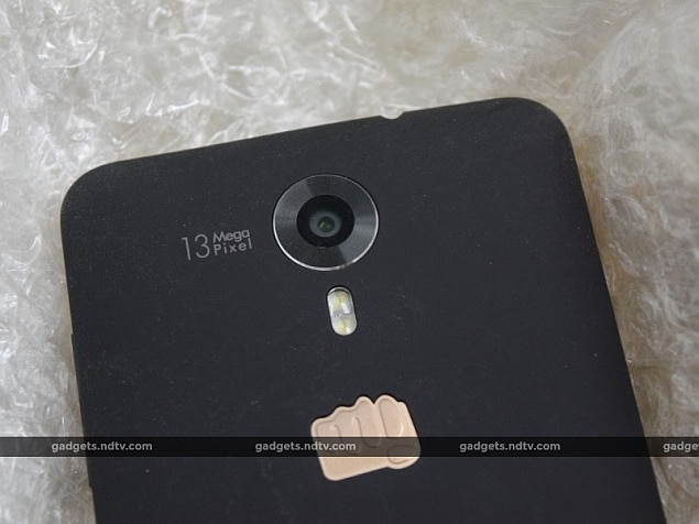 micromax canvas xpress2 camera ndtv
