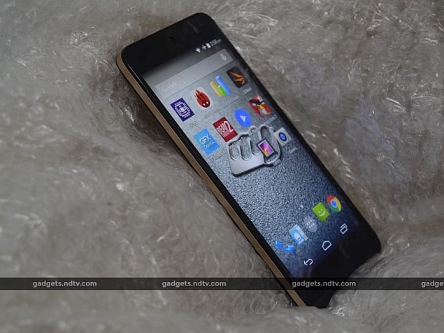 micromax canvas xpress2 side ndtv