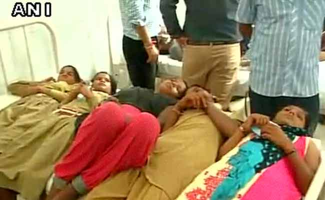 70 School children Fall Ill After Mid-Day Meal in Lucknow
