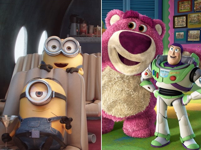Minions is Now Second Biggest Animated Film Ahead of Toy Story 3