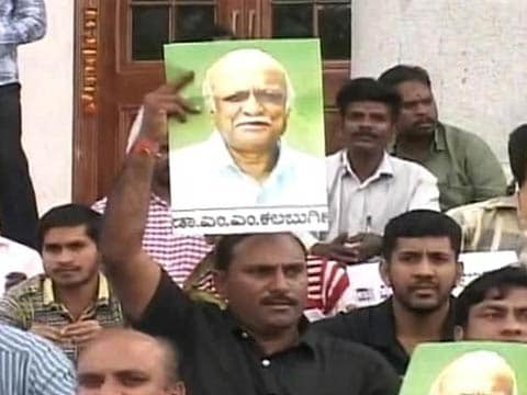 Murdered Scholar MM Kalburgi Fought Religious Orthodoxy Till the Very End