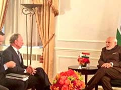 Mike Bloomberg, Lockheed Martin Chief Call on PM Modi: 10 Developments