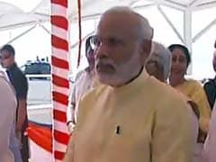 For PM Modi's Chandigarh Visit, Cremation Ground Turned into Parking Lot