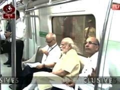 PM Narendra Modi to Flag Off Delhi-Faridabad Metro Line Today