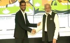 तकनीक की ताकत लोकतंत्र की ताकत बन गई है : गूगल मुख्यालय में पीएम मोदी