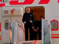 Prime Minister Narendra Modi Arrives in New York on Second US Visit