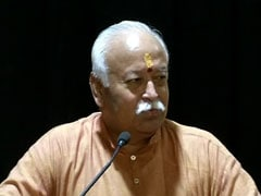 Small Episodes Happen, They Don't Distort Indian Culture: RSS Chief Mohan Bhagwat