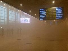 रूस के प्रमुख एयरपोर्ट में आग, 3,000 मुसाफिरों को सुरक्षित बाहर निकाला गया...