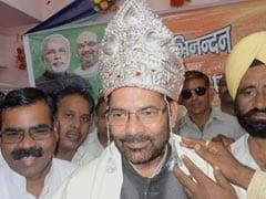 PM Narendra Modi Making India a World Leader, Says Mukhtar Abbas Naqvi