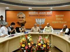 Bihar Polls: List of BJP's Star Campaigners