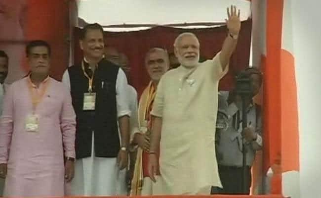 Modiji, Stop The Chest Thumping, Tweets Nitish Kumar
