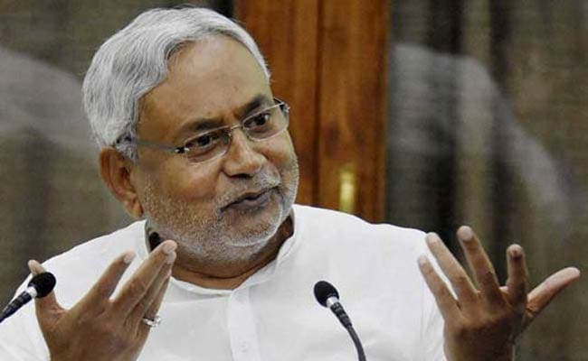 Special Package Only Repackaged Schemes, Says Nitish Kumar in New Letter
