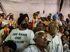 Government Announces One Rank One Pension, Veterans Await Written Assurance