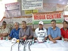 वन रैंक-वन पेंशन: पूर्व सैनिकों ने नहीं माना सरकार का प्रस्ताव, कहा- यह हमारी मांग नहीं, हक है