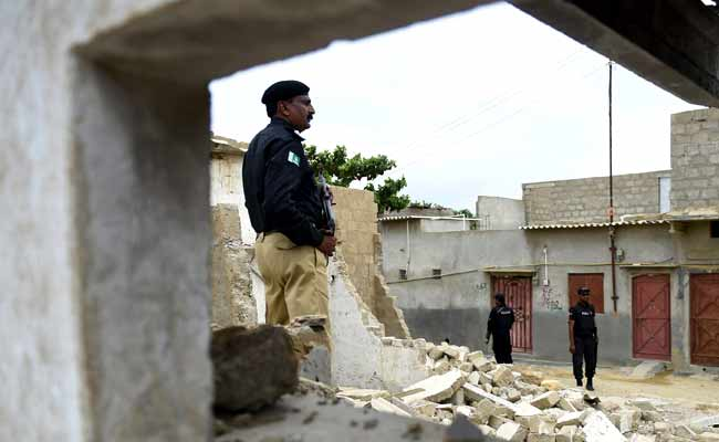 At Least Two Killed, Eight Injured In Blast In Karachi