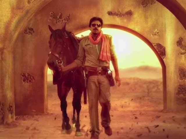 Pawan Kalyan's Sardaar Gabbar Singh Teaser Released on Birthday