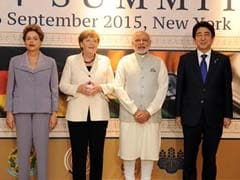 Full Text of PM Modi's Speech at the G4 Summit in New York