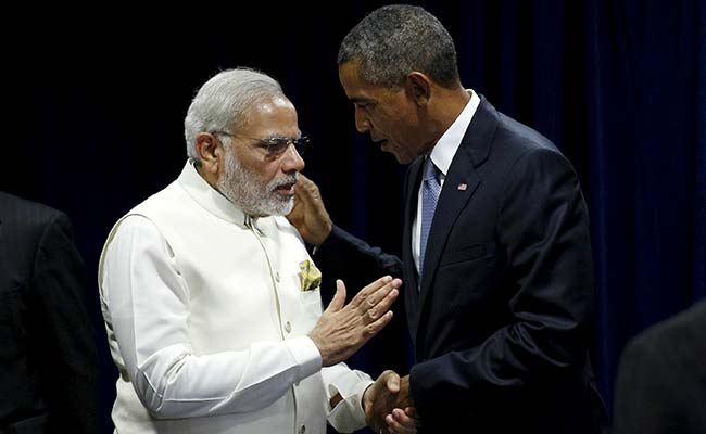 Told PM Modi Privately That Country Shouldn't Be Divided On Religious Lines: Barack Obama