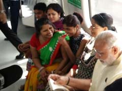 PM Modi To Launch Delhi Metro's Magenta Line From Noida On Christmas