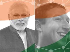 For Facebook Townhall, PM Modi and Zuckerberg Change Their Display Pictures