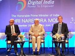 Top American IT CEOs endorse 'Digital India'