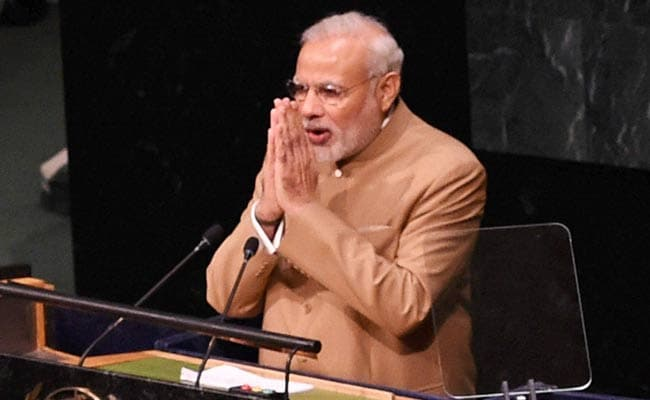'Climate Justice' to Deal With Climate Change: Top 10 Quotes of PM Modi at UN