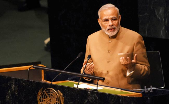PM Modi To Address Annual UN General Assembly Session On September 28