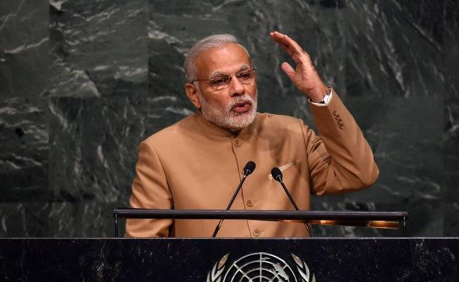Islamic State Greatest Challenge Facing International Community: PM Narendra Modi