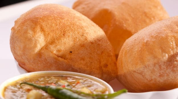 Fluffy Hot Poori: India's All-Time Favourite Breakfast Treat