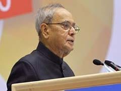 Want to Take Indo-German Economic Ties to New Level: Pranab Mukherjee