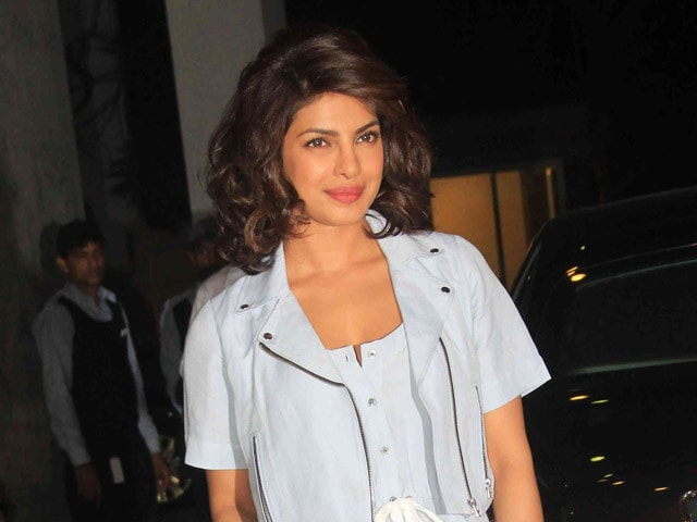 Why Priyanka Chopra Wants to be With Her Mother Right Now