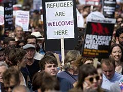 Thousands March in London to Urge UK Change Heart on Refugees
