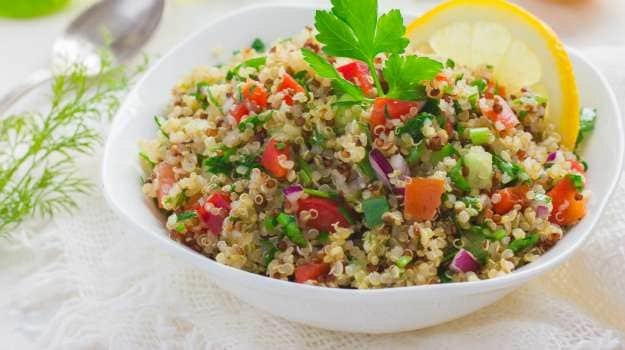 Diabetes Diet: This Quinoa And Black Bean Salad Is An Ideal Meal For Diabetic Patient